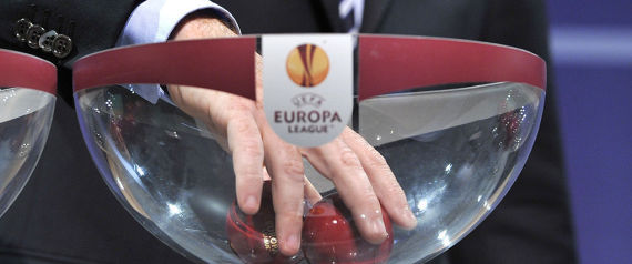 EUROPA LEAGUE AUSLOSUNG