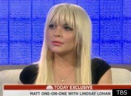 Lindsay Lohan Today