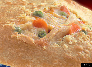 Kfc Chunky Chicken Pot Pie