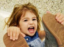 4 Gründe, warum du dein Kind nicht für einen Trotzanfall bestrafen solltest