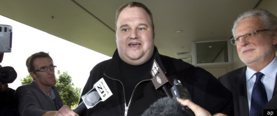 Kim Dotcom Interview