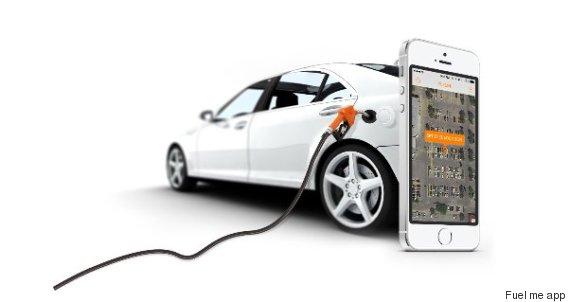 fuel me app