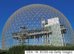 50 ans d'Expo 67: le pavillon américain, merveille d'architecture