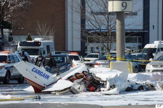 quebec plane crash