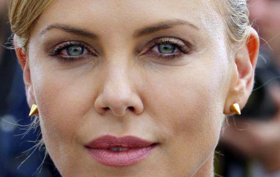 the road charlize theron