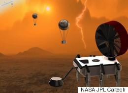 Υποψήφιο διαστημικό όχημα της NASA για την Αφροδίτη εμπνέεται από τον Μηχανισμό των Αντικυθήρων