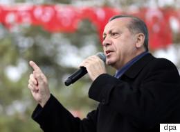 Erdogan pöbelt herum wie ein kleiner Junge, dem man sein Spielzeug wegnehmen will