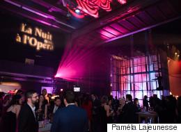 Découvrez l'événement «La Nuit à l'Opéra» en photos