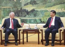 هل يشهد العالم تقارباً صينياً أميركياً؟.. تيلرسون يؤكد على رغبة ترامب في التفاهم مع بكين
