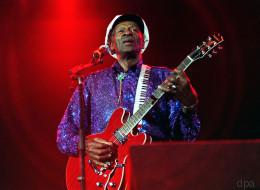 Un album posthume de Chuck Berry paraîtra vendredi
