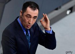 Grünen-Chef Özdemir macht Kanzlerin schweren Vorwurf: