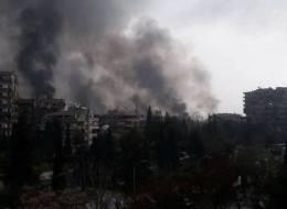 المعارضة السورية تهاجم النظام بدمشق.. وشللٌ يصيب الحركة في بعض مناطق العاصمة السورية