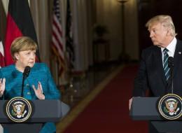 برلين ترفض تصريحات ترامب.. هكذا ردَّت على قوله إن ألمانيا تدين لأميركا بمبالغ طائلة مقابل الدفاع عنها