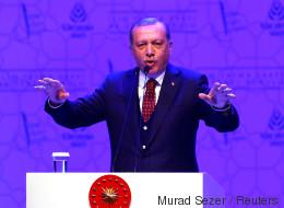 Erdogan behauptet, Europa denke über
