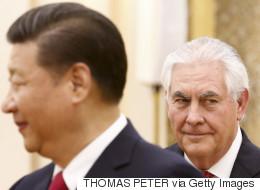 미국은 막상 중국 앞에선 '사드'를 입 밖에도 내지 않았다