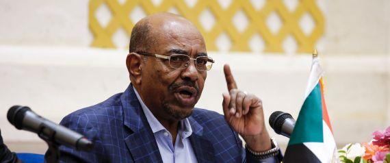 SUDANESE PRESIDENT OMAR ALBASHIR