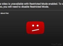 YouTube explique ses restrictions imposées au contenu LGBTQ