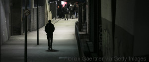 LONELY MAN STREET