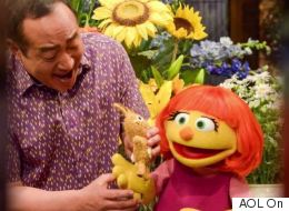 'Sesame Street' To Debut New Muppet Who Has Autism