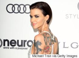 Ruby Rose se débarrasse de ses tatouages pour le bien de sa carrière