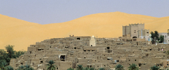 TAGHIT ALGERIA