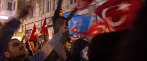 Erdogan Supporters