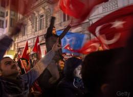 Die Stimmung unter den Deutschtürken steht auf der Kippe