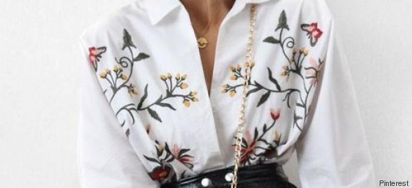 8 υπέροχες παραλλαγές που κάνουν το κλασικό πουκάμισο να μην δείχνει βαρετό