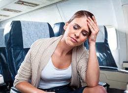 هذا الطلب يحرمك من الحصول على مقعدٍ مجاناً في الدرجة الأرقى بالطائرة