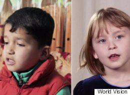 Watch: The Biggest Fears Of Kids From War Zones Vs. Safe Countries