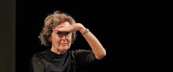 TRISHA BROWN CHOREGRAPHER