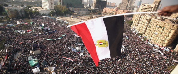 TAHRIR SQUARE REVOLUTION OF JANUARY