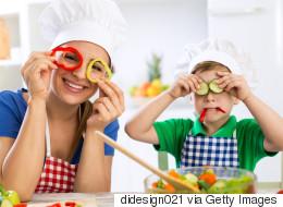 Un livre d'astuces et conseils pour cuisiner en famille
