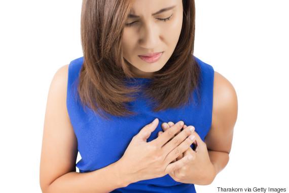 sore breast
