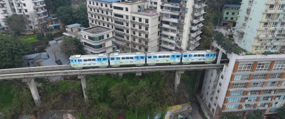 CHONGQING TRAIN