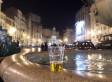 Led a Sant'Angelo e parcheggio selvaggio in piazza Farnese. Un sabato sera romano