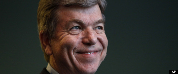 Roy Blunt Contraception
