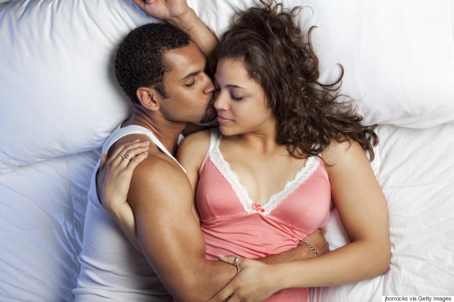 black couple sex