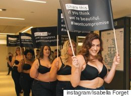 Women In Their Bras And Jeans Take Over Toronto For An Amazing Reason