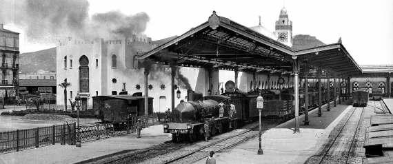 TRAIN ALGERIA