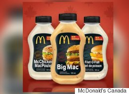 Canadians Can Soon Buy Big Mac Sauce In Stores