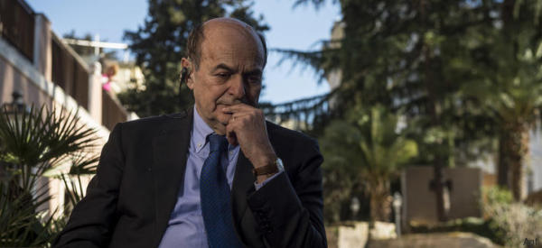 Bersani dà un consiglio a Gentiloni