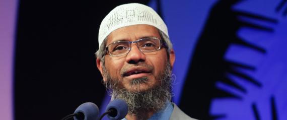 الداعية زاكر نائيك: الإسلاموفوبيا قديمة وهذا علاجها n-ZAKIR-NAIK-large57