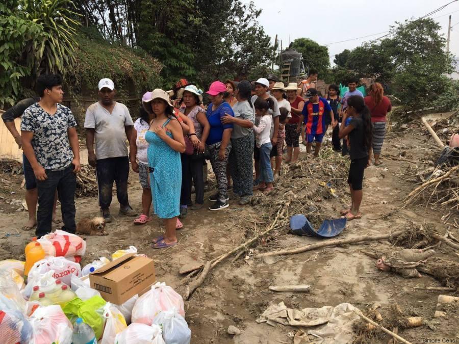 alluvioni perù