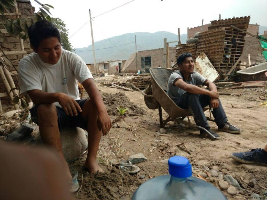 perù alluvioni lima