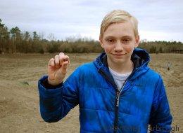 Un ado découvre un diamant de 7,44 carats dans un parc de l'Arkansas