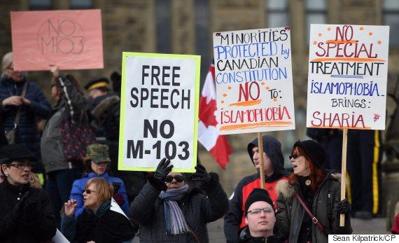 m103 protest