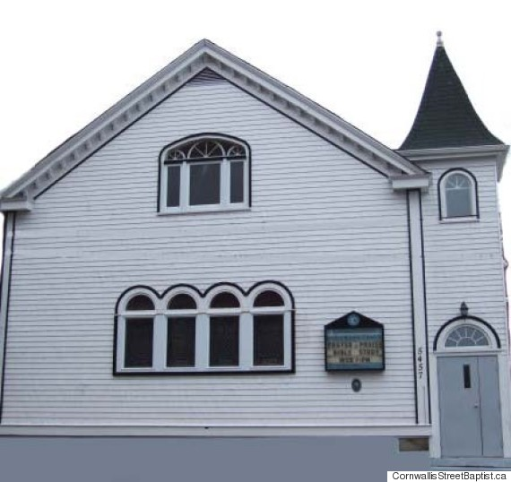 cornwallis street baptist church