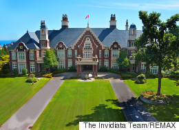 Ontario Mansion May Be The Priciest Home Ever Listed In Canada