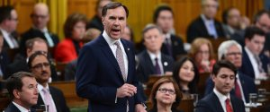 BILL MORNEAU BUDGET 2017